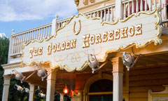 The Golden Horseshoe Sign