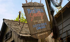 Harbour Galley Hanging Sign