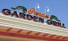 Paradise Garden Grill
