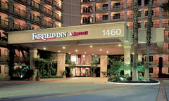 Anaheim Fairfield Inn