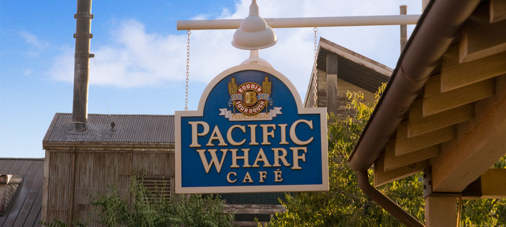 Pacific Wharf Caf