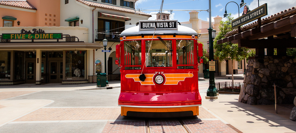 Buena Vista Street